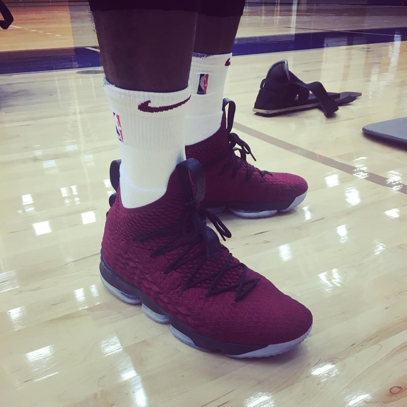 ffabea9f9cca Isaiah Thomas Thought About Stealing LeBron James  New Sneakers