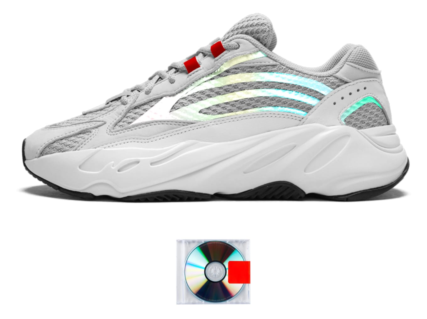 buy popular f9dab 6829f Kanye West Yeezy 700 Albums | Sole Collector