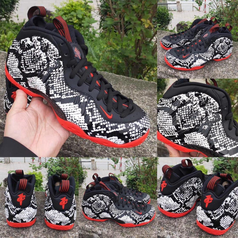 17fb9ddf229 Nike Air Foamposite One Snakeskin Release Date 314996-101