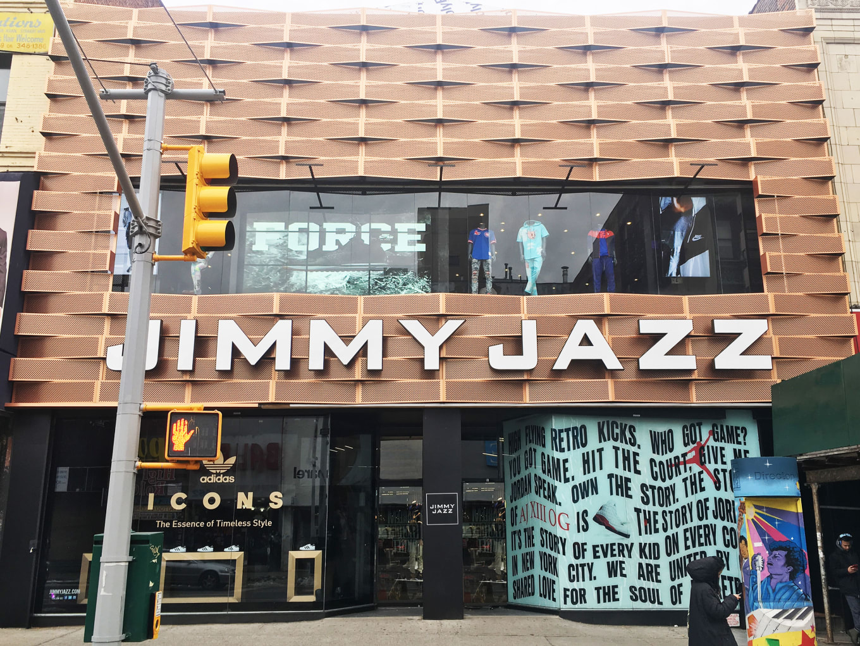 Jimmy Jazz Harlem Jordan Yeezy Nike Restock Sole Collector