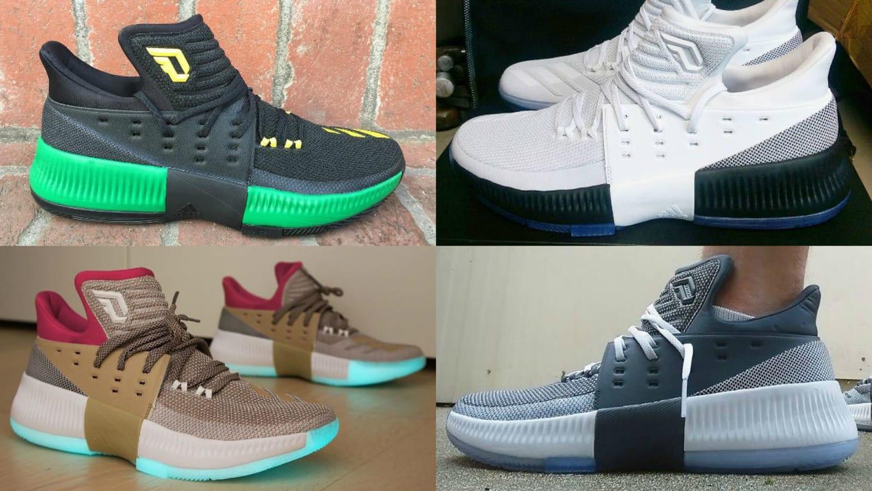 2c41d080811c The 25 Best miAdidas Dame 3 Designs. Damian Lillard fans customize his  signature shoe.