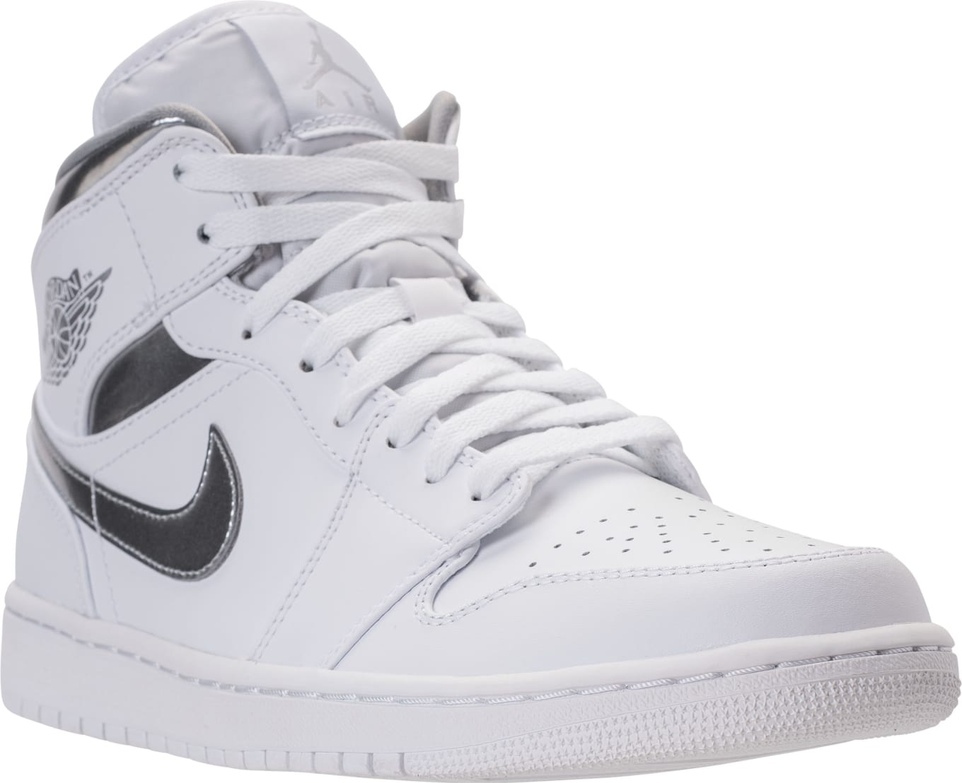 312b636acb5e30 Another  Metallic  Air Jordan 1 Is Available. The  Pure Money  Mid is  already in stores.