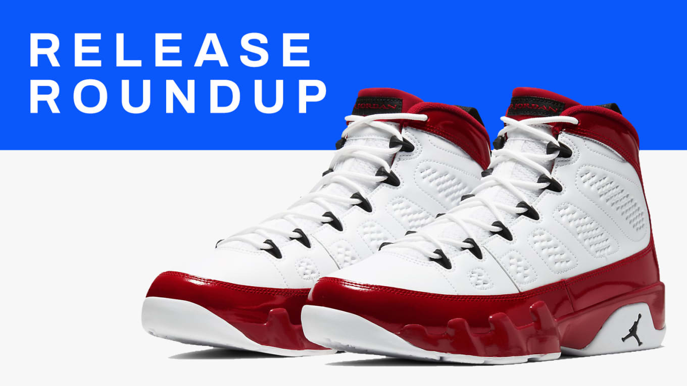 Sneaker Release Guide 52119   Sole Collector