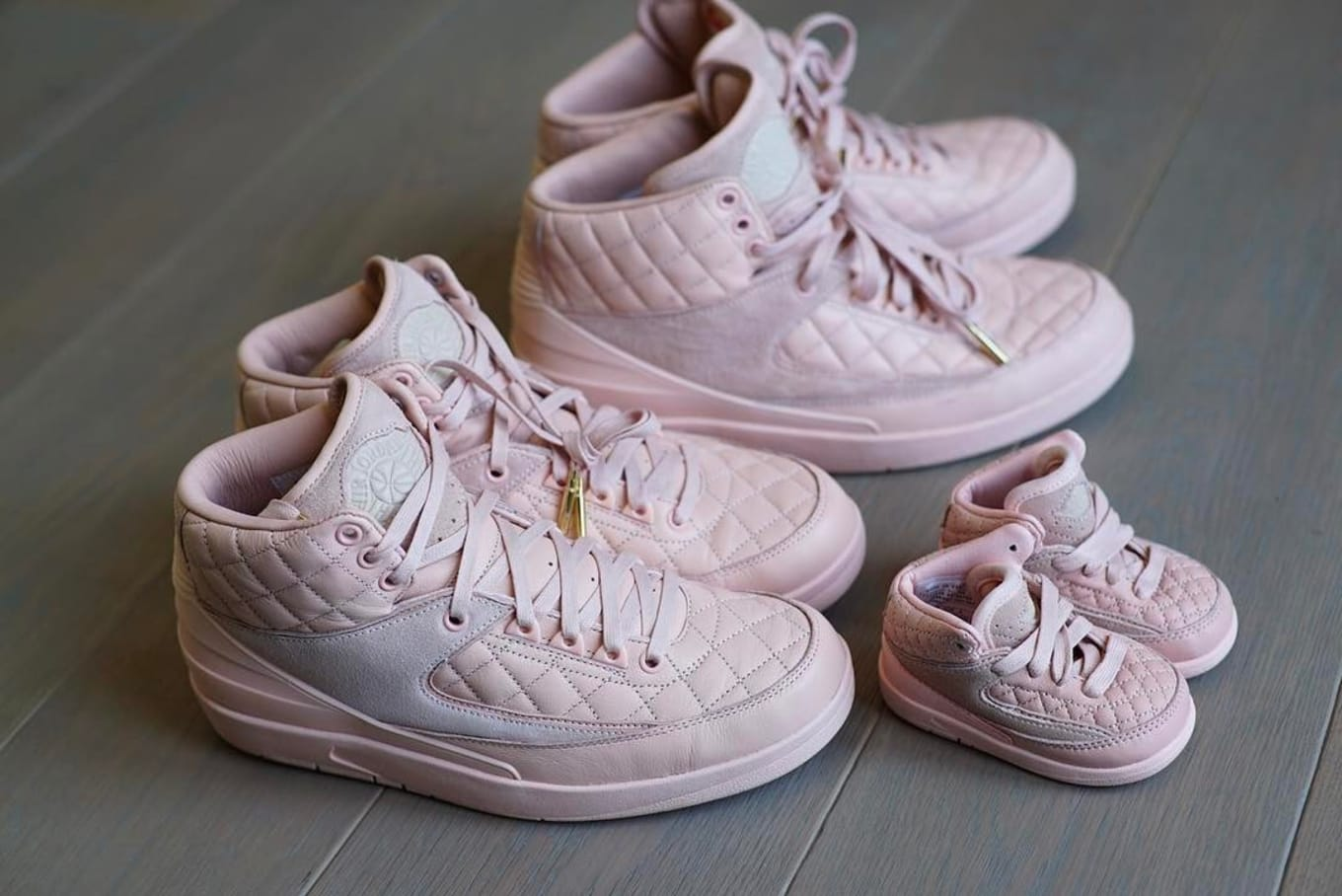 6690468fc44b29 Arctic Orange Pink Don C x Air Jordan 2 Release Date