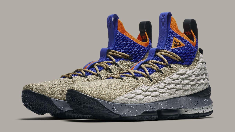 Nike LeBron 15 ACG Mowabb Release Date AR4831-900  62502bd21951