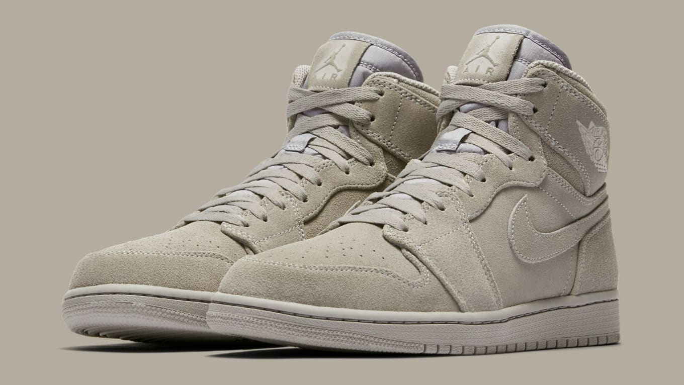 a13aa0530e5 Air Jordan 1 Wolf Grey Suede Release Date Profile | Sole Collector
