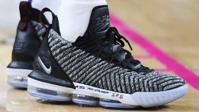 sports shoes 8bdf2 4cfc2 Every LeBron James Sneaker 2018-2019 Season   Sole Collector