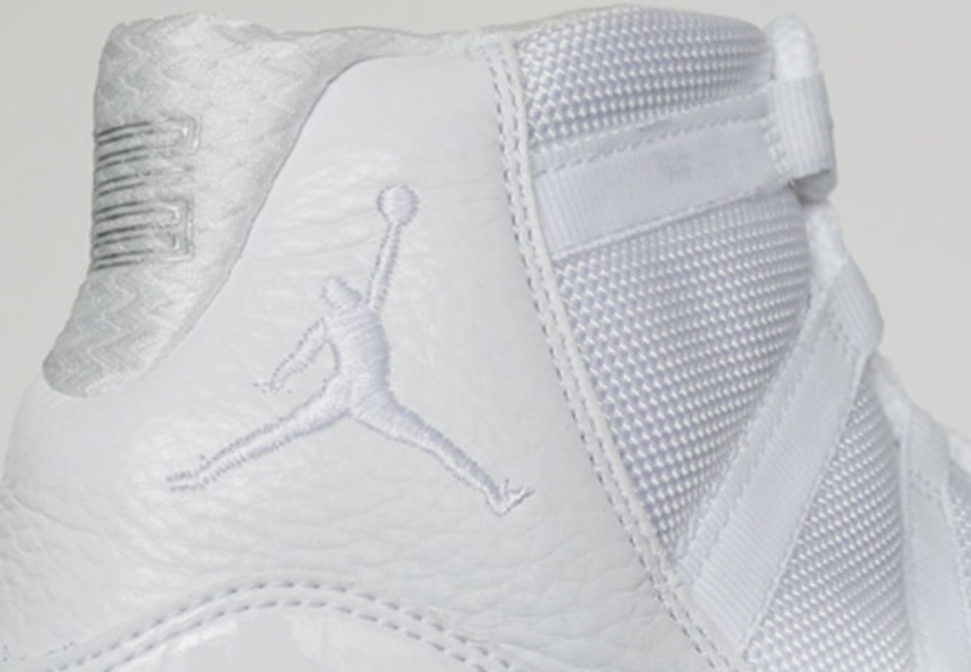 87a4a7665e0b Air Jordan 11  25th Anniversary Jumpman