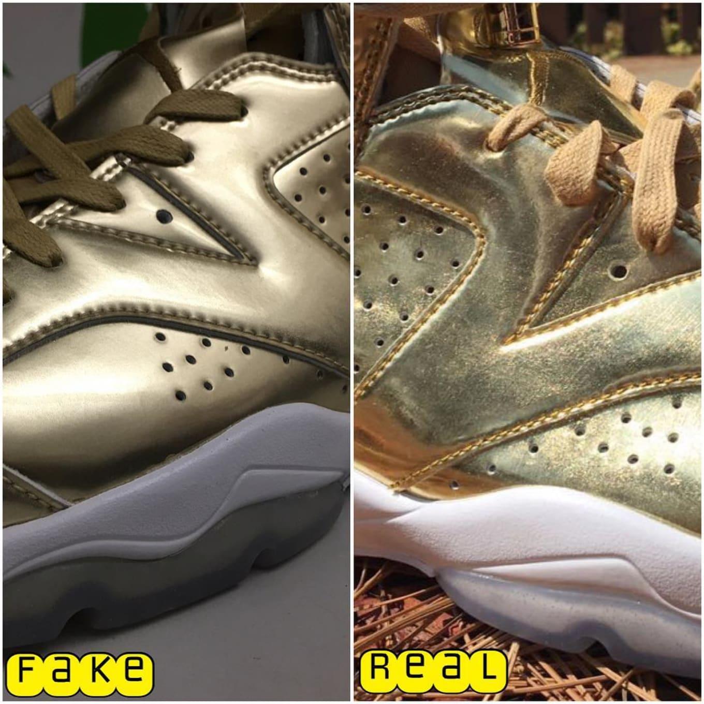 huge discount c678c 2f7e6 Air Jordan 6 Pinnacle Metallic Gold Legit Check   Sole Collector