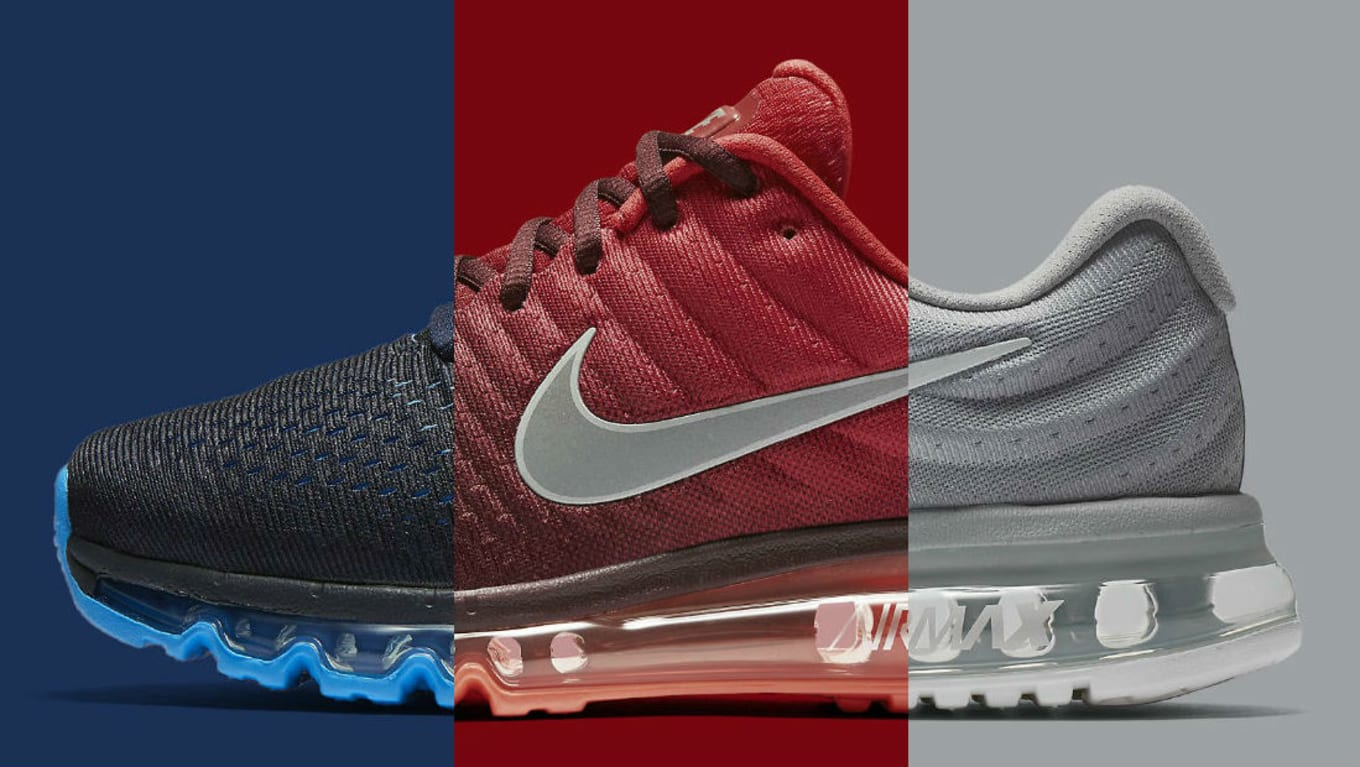 sports shoes c4d6d d77db The Nike Air Max 2017 Arrives Next Month. Nike gets ready for the 30th  Anniversary.