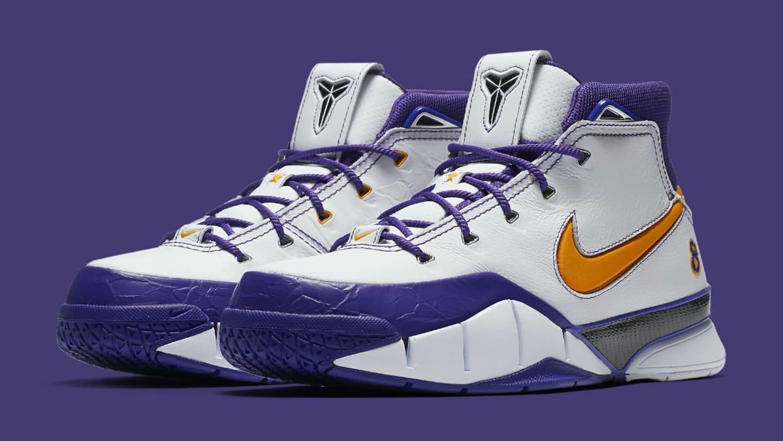 2f681b9e2ad8 Nike Restocked a Bunch of Kobe 1 Protros. Happy Kobe Bryant Day.
