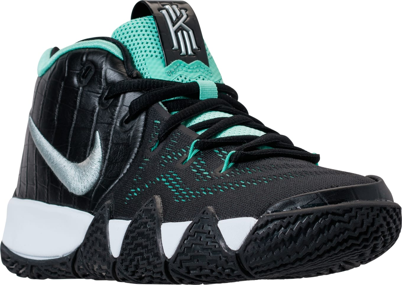 289b71e8432a31 Nike Kyrie 4 GS Tiffany Tropical Twist Release Date AA2897-390 ...