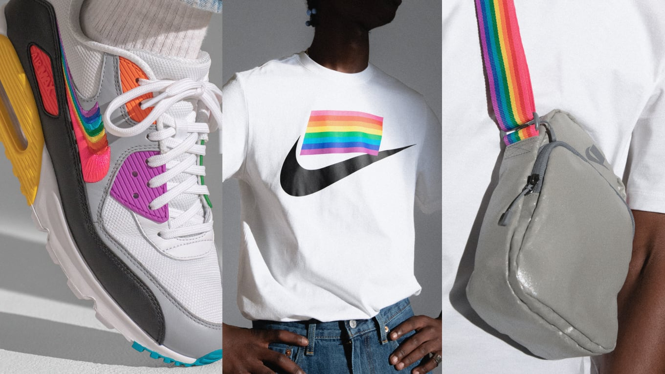 Pride Month Rainbow Colorways From Nike, adidas & More