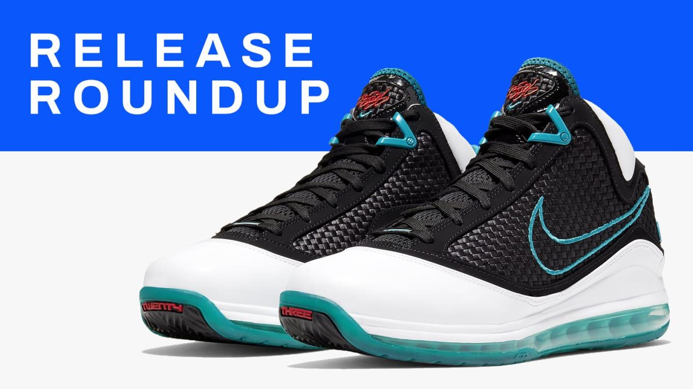 Sneaker Release Guide 102919: Nike LeBron 7 'Red Carpet