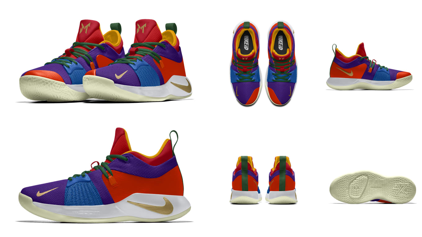 Nike Let Players Design Sneakers For Nba S 2018 19 Opening Week