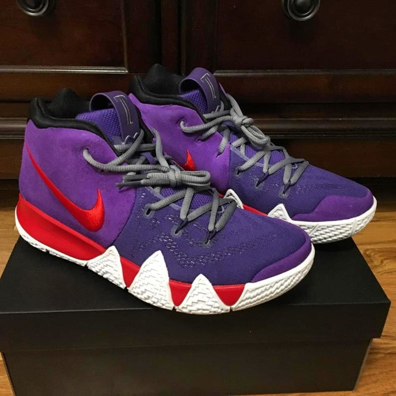 new arrive 26b9b 1da7f NIKEiD Kyrie 4 Designs | Sole Collector