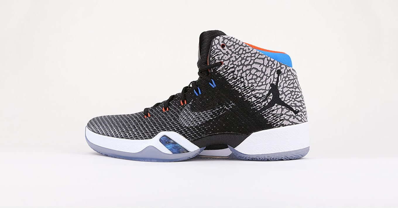 5f909b7a4b7 Russell Westbrook Air Jordan 31 'Why Not?' Restock AA9794-003 | Sole ...