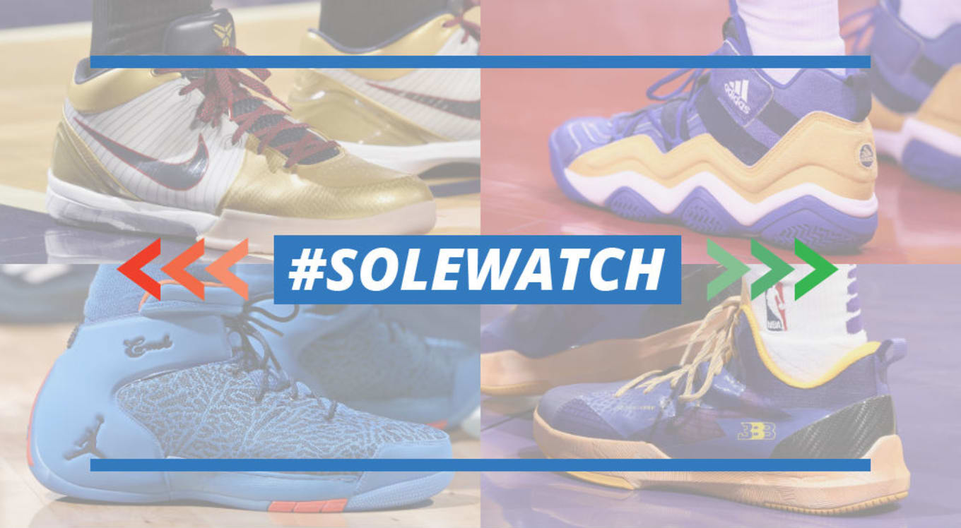 f5181f7bd94a NBA  SoleWatch Power Rankings for January 14