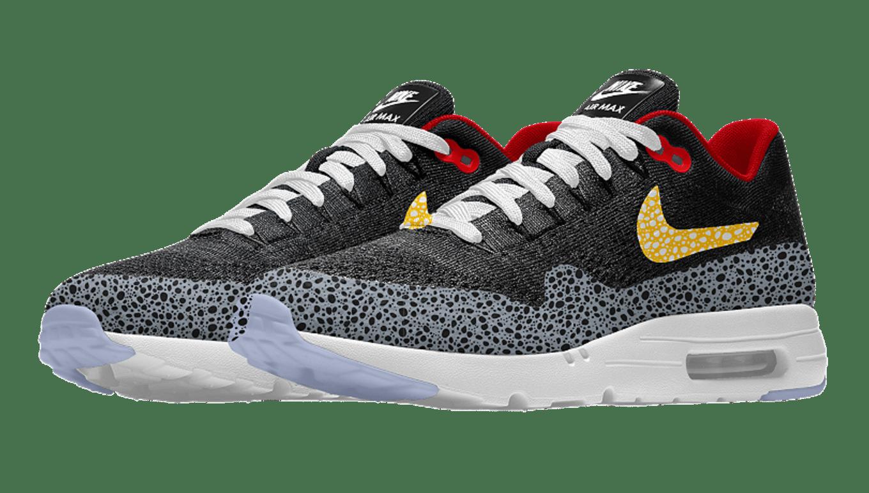 Safari Nike Air Max 1 Flyknit | Sole Collector