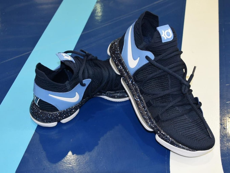 newest 3dbb8 9a45a Nike KD 10 Villanova PE   Sole Collector