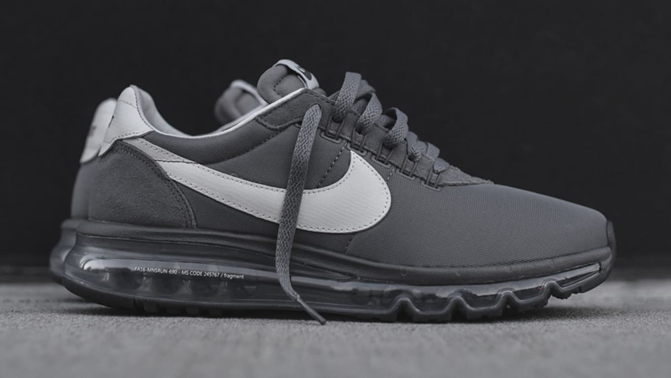 bfbeec1bb3 Fragment Nike Air Max LD Zero Grey 885893-002 | Sole Collector