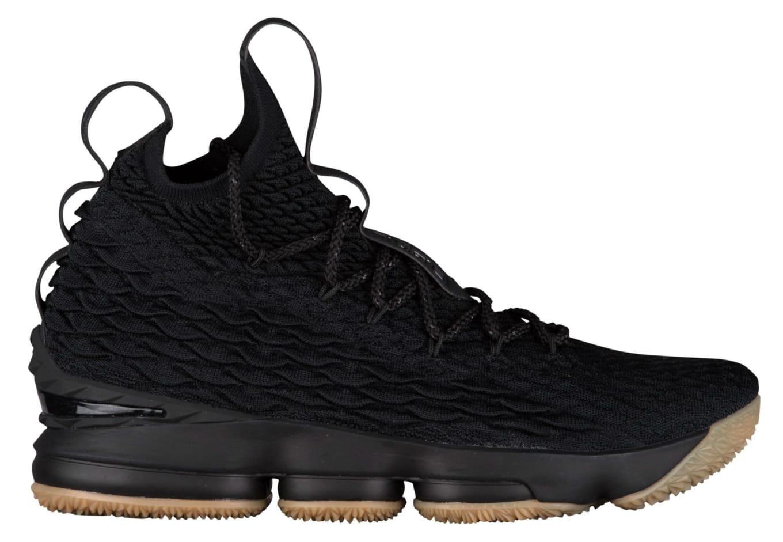 71b91390b90 Nike LeBron 15 Black Gum Release Date 897648-300