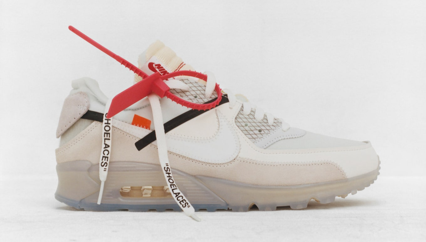 Nike Cancels The Draw for Virgil Abloh's Off White 'The Ten