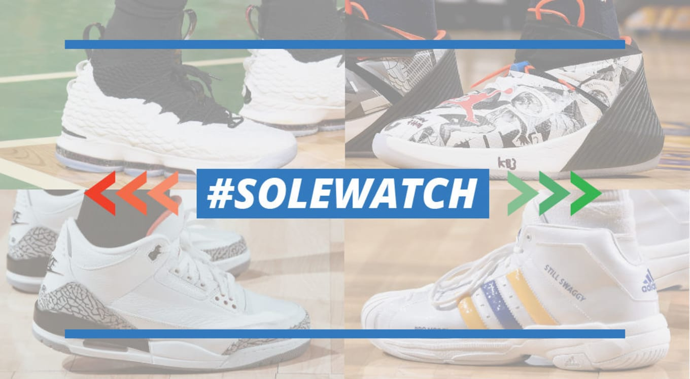 Nba solewatch power rankings for january 7