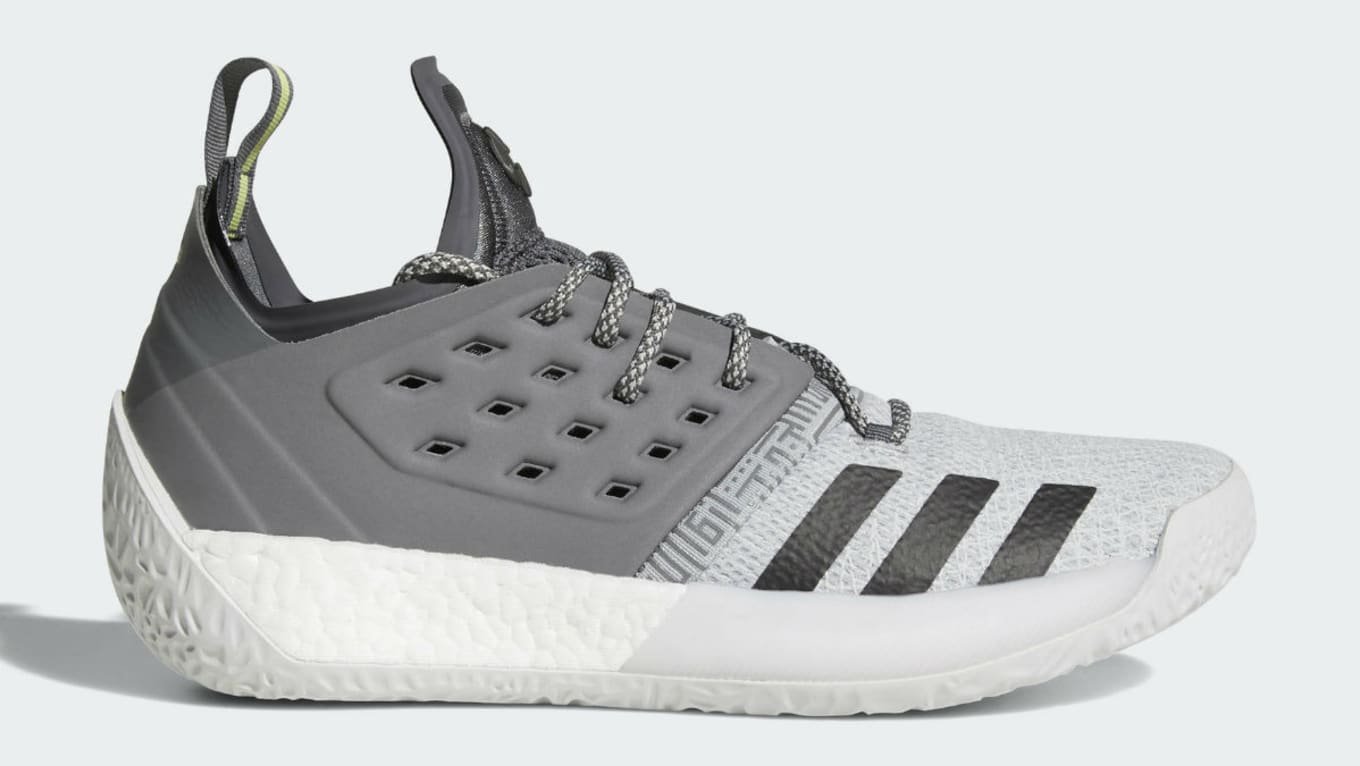 b65e769879d9 Grey Tones Featured on the  Concrete  Adidas Harden Vol. 2