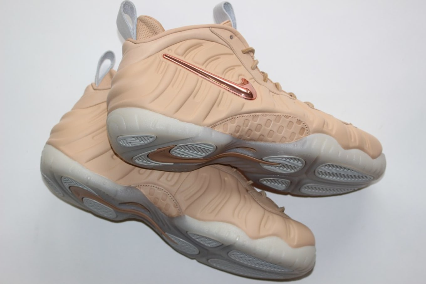 f2f0a60496da Nike Air Foamposite Pro Premium Veg Tan Leather Release Date