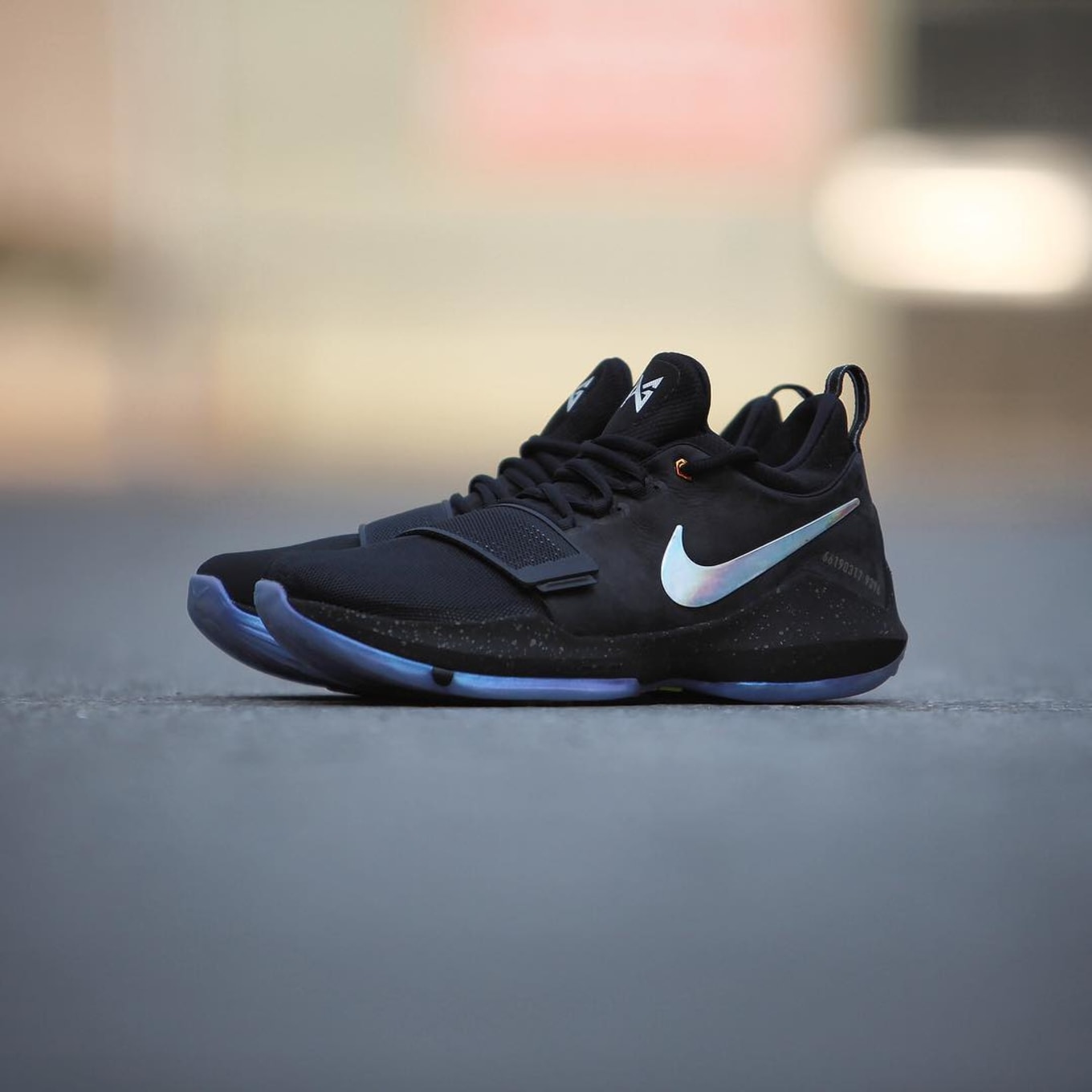 c0cc701d942c A Detailed Look at Paul George s  Pre-Heat  PG1 Quickstrike
