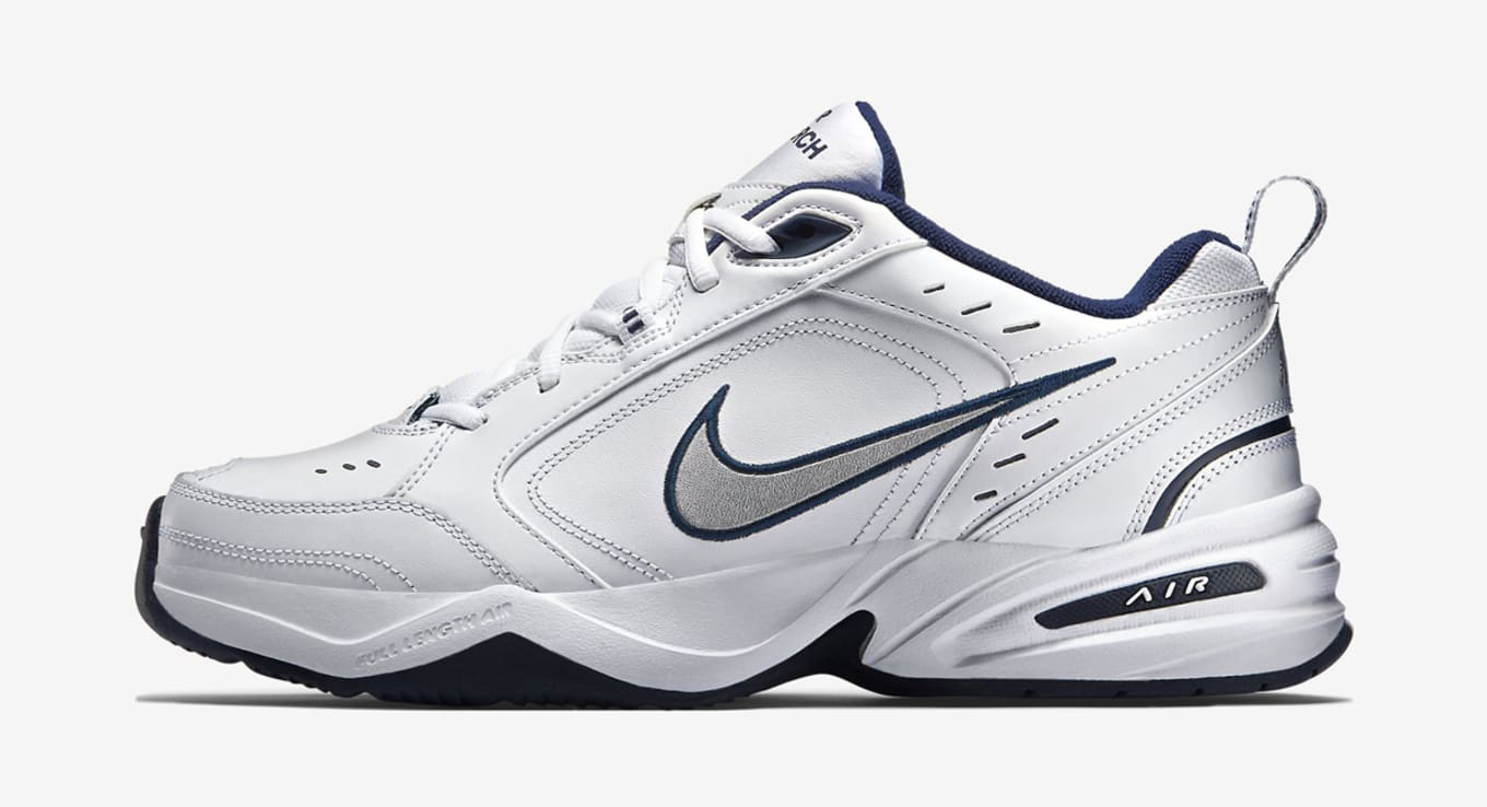 classic fit 43b34 a5a6a Image via Nike. Who could have predicted that the Nike Air Monarch ...
