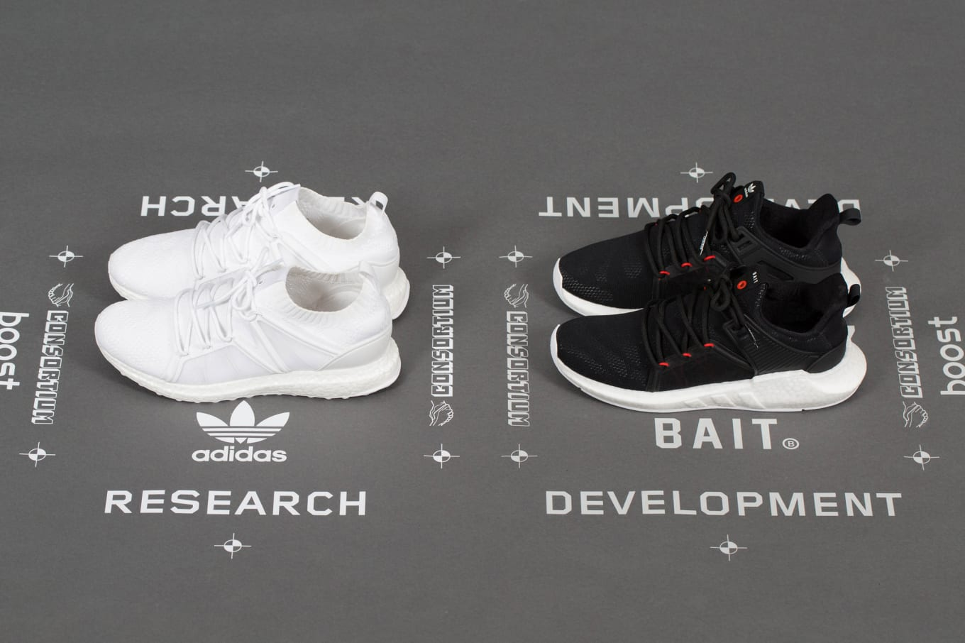 909ca7bd5 Bait x Adidas  R D  pack releasing on Aug. 26.