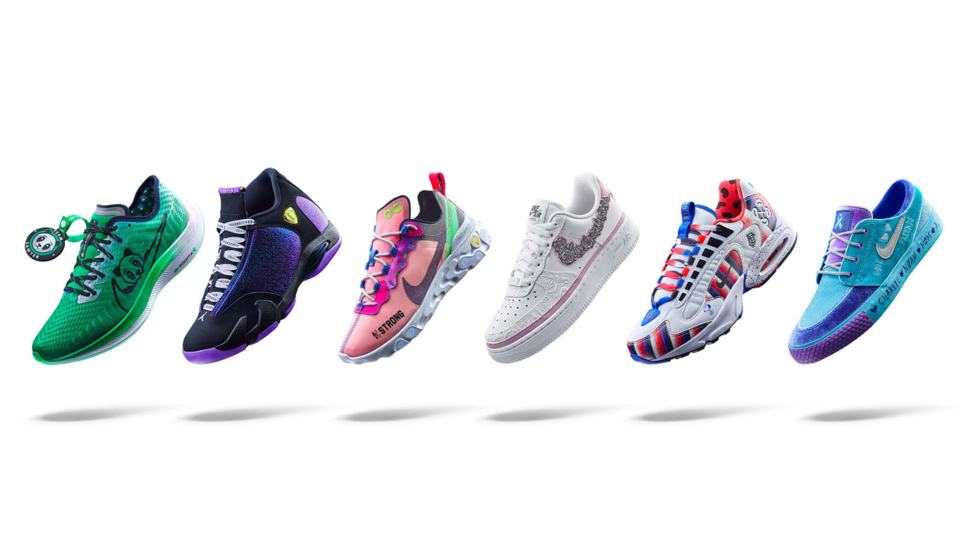 Nike Doernbecher Freestyle 2019 Release Date   Sole Collector