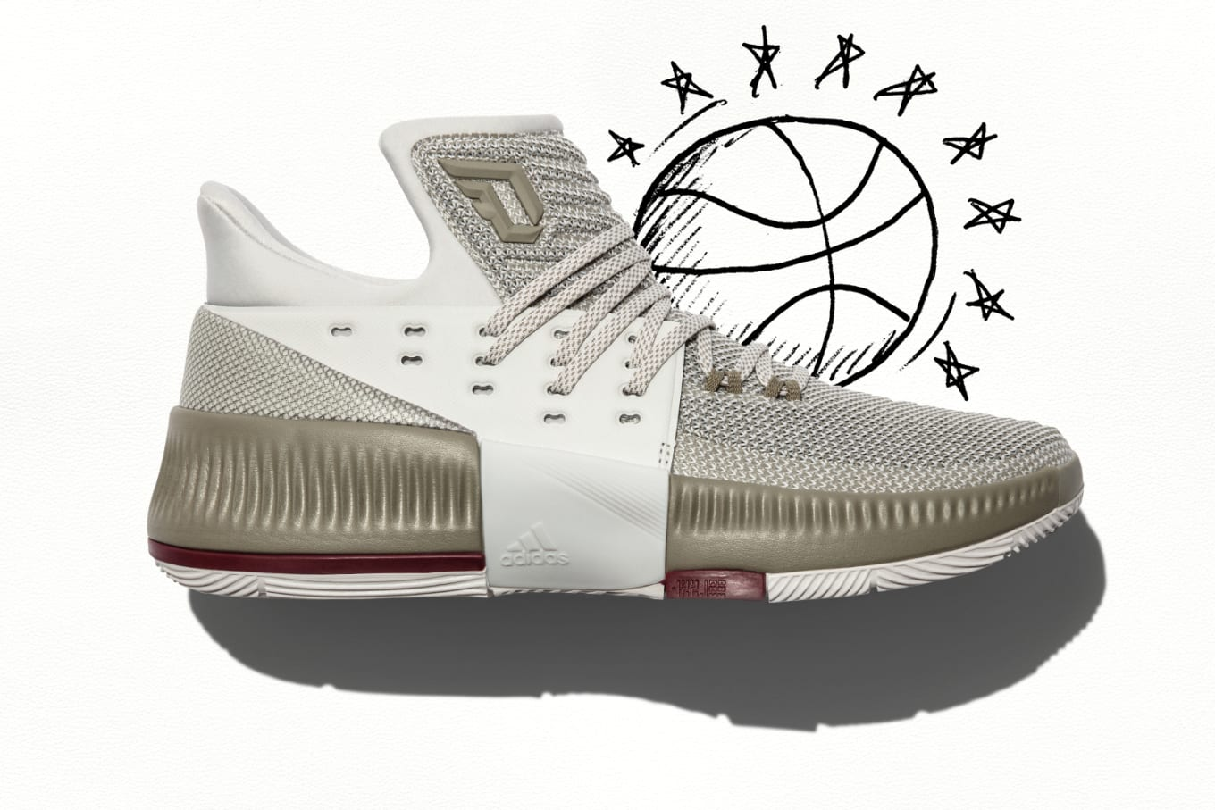 811d949b057cd7 Adidas Gives Damian Lillard Sneakers to Celebrate His Humble Beginnings.