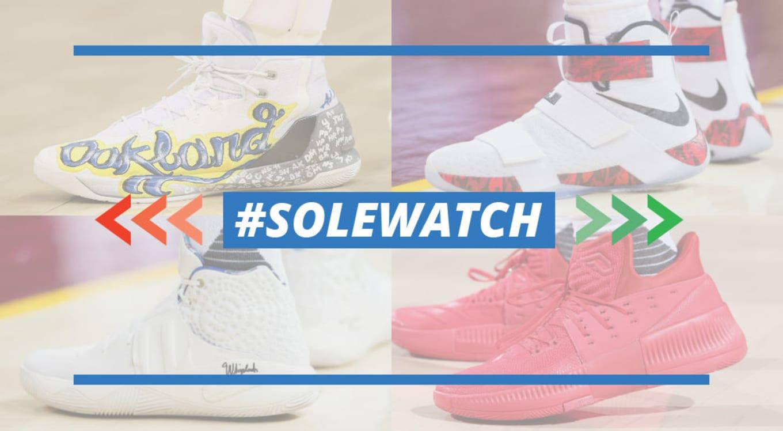 buy popular 222bb d29a4 Damian Lillard debuts a new signature sneaker.