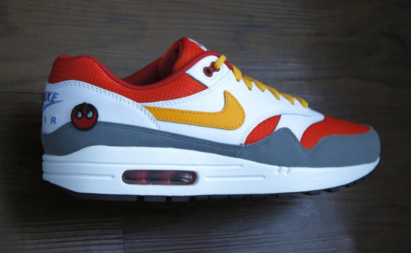 huge selection of 7744a 0be36 Air Max 1  Rebel Alliance