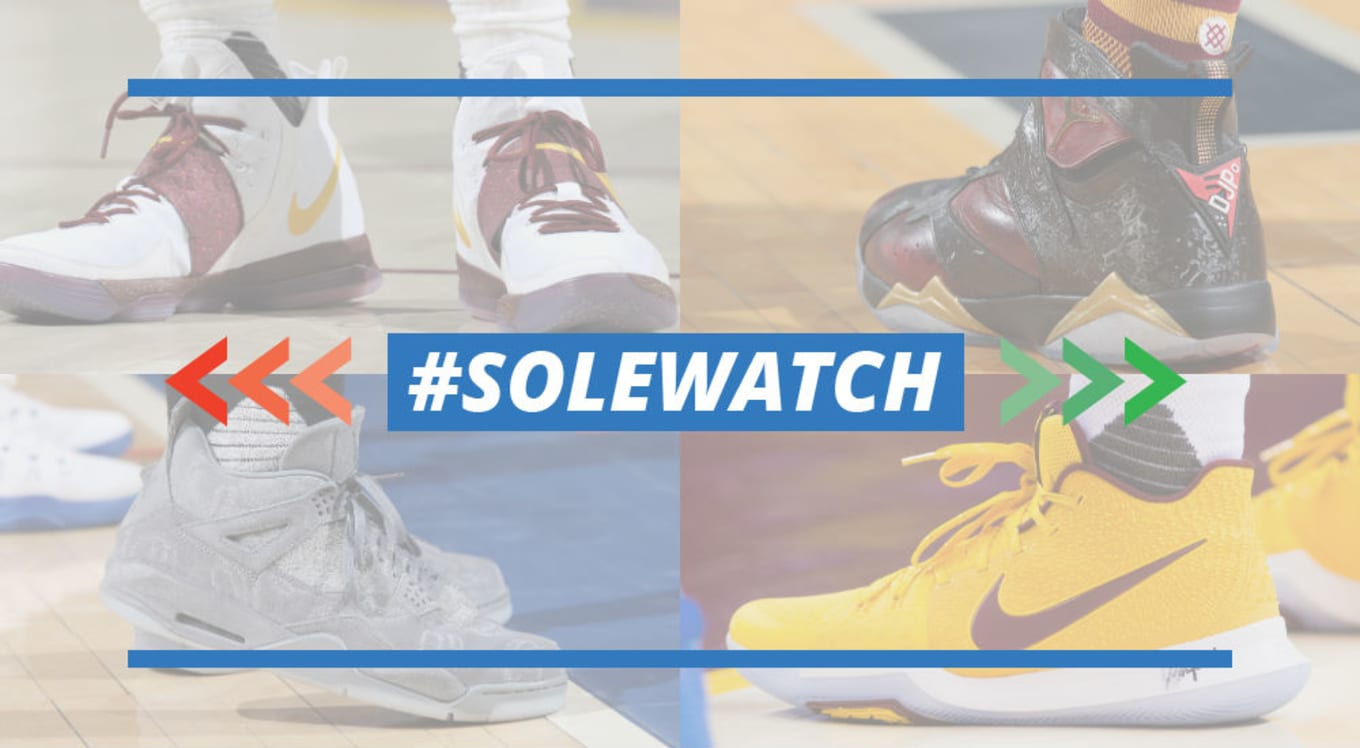 e6e0db4f0386 NBA  SoleWatch Power Rankings for April 9