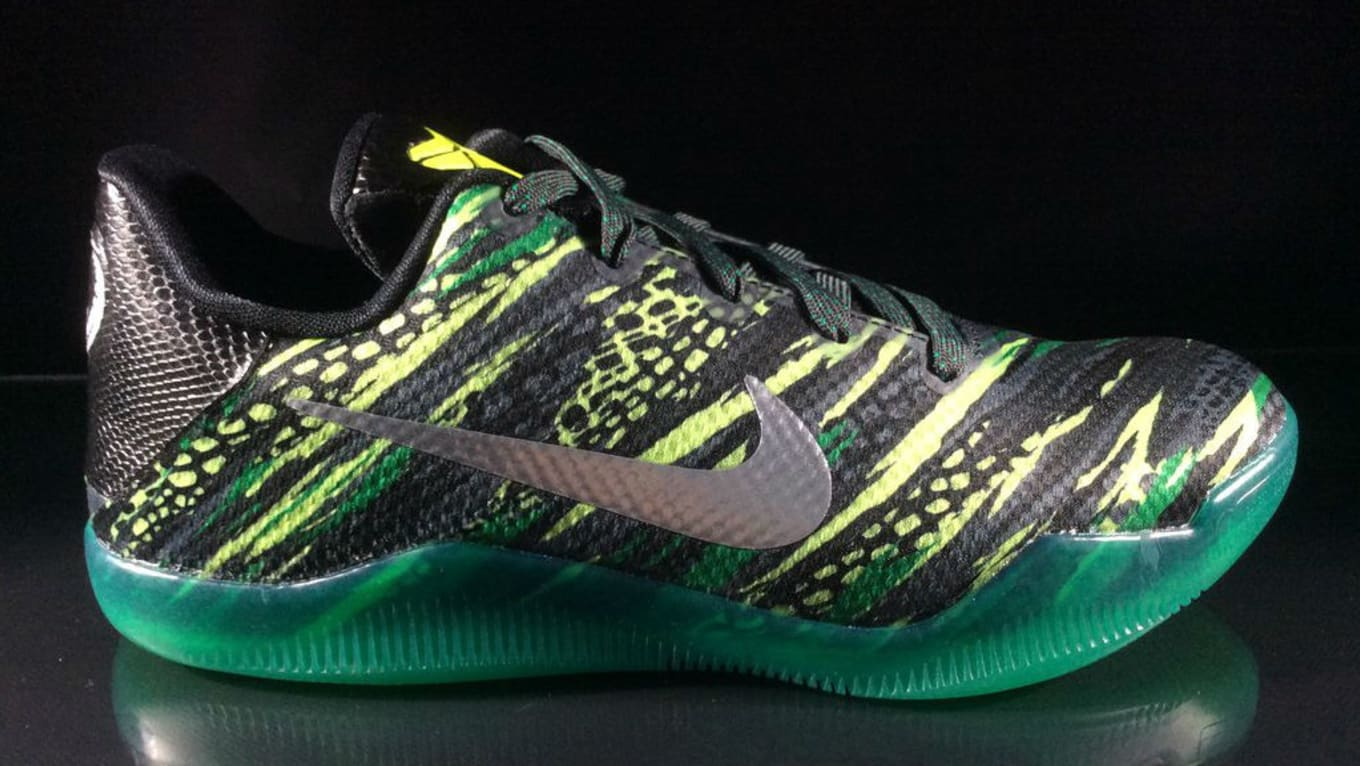 new arrivals 166c5 928d6 New Graphics On the Nike Kobe 11