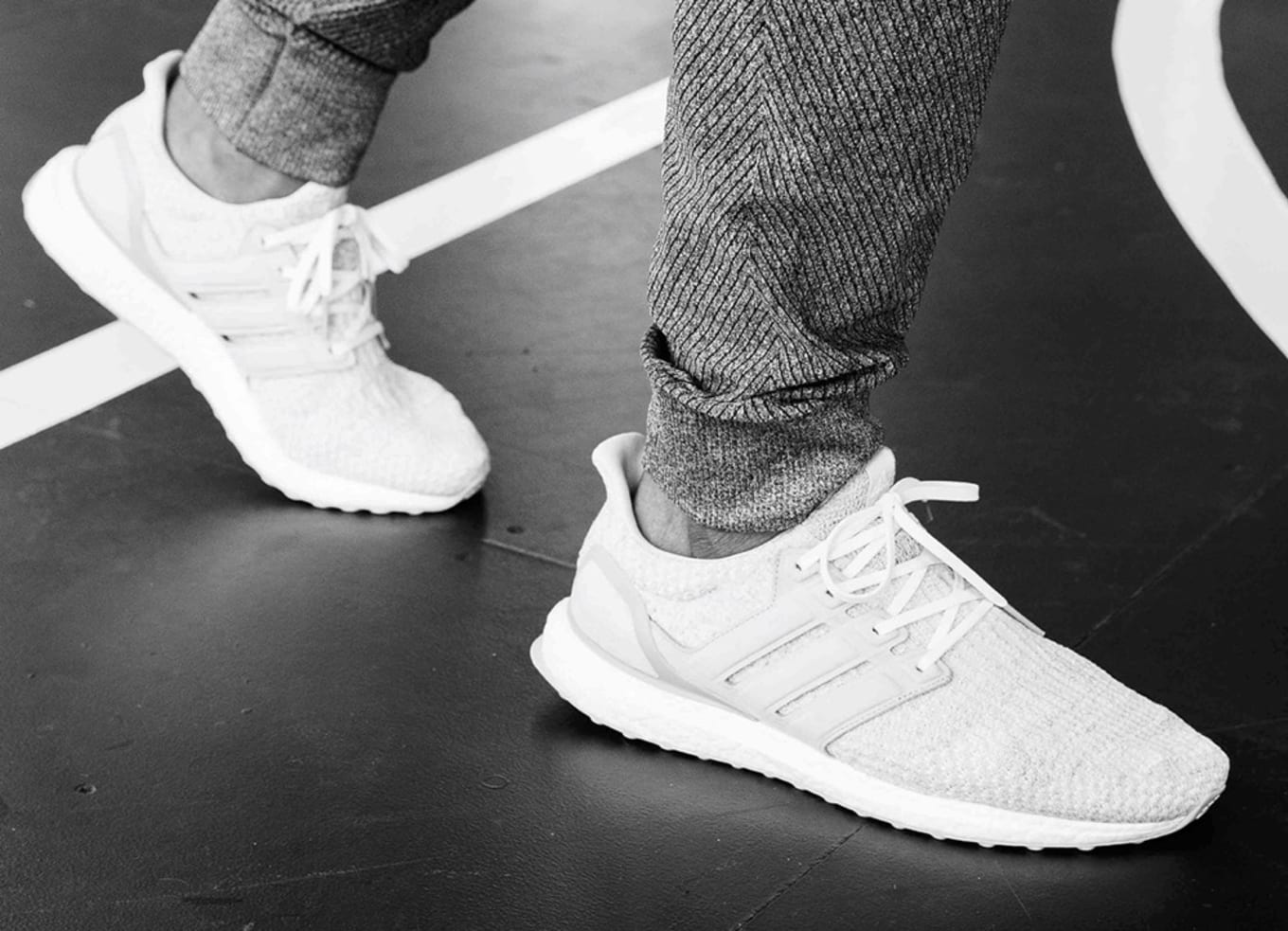 new styles f8d19 74152 The next collection from Reigning Champ x Adidas releases on April 7.