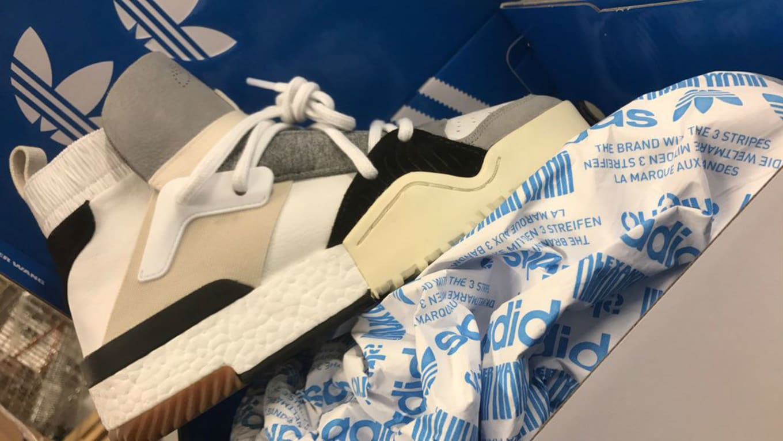 promo code 3c202 d48dc Alexander Wangs Adidas Basketball Shoe Will Cost 260