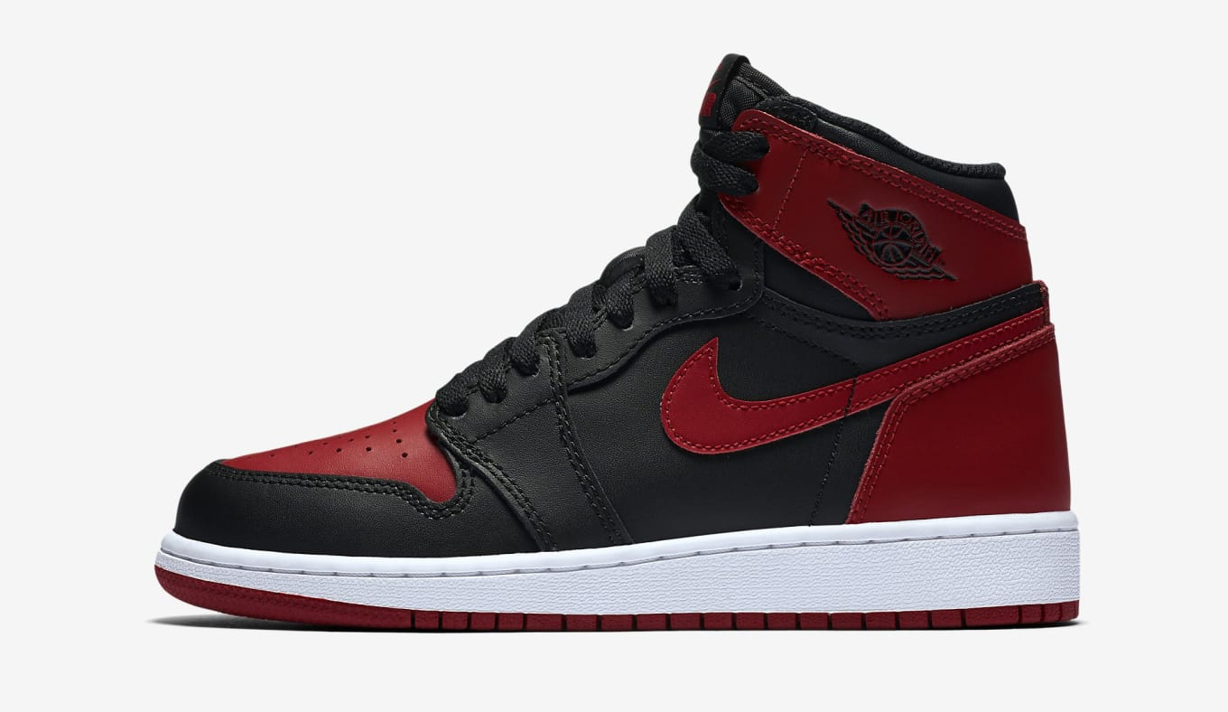 4f501be4669289  Banned  Air Jordan 1s Restocked in GS Sizes