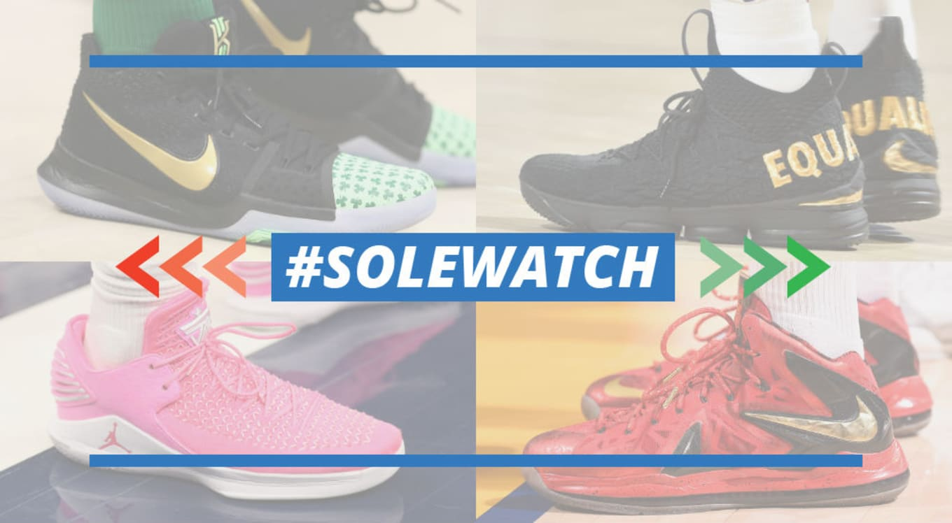 cdd475d398e4 NBA  SoleWatch Power Rankings for October 22