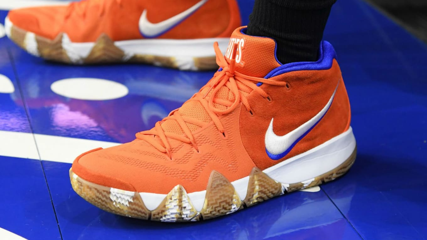 purchase cheap 962aa 9a260 Jayson Tatum Wheaties Nike Kyrie 4 | Sole Collector