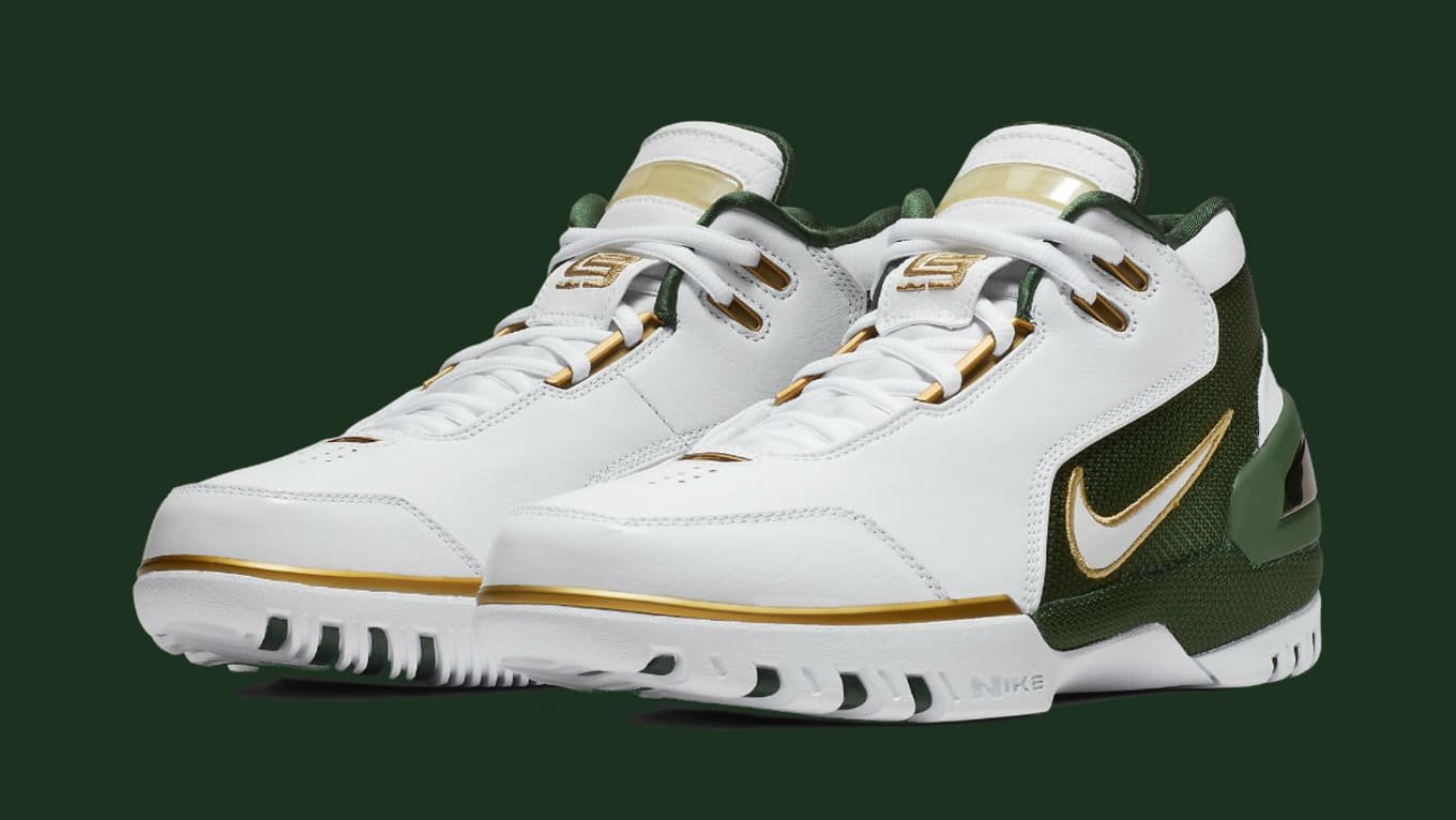 76c36f0de18 Nike Air Zoom Generation 'SVSM' AO2367-100 Release Date | Sole Collector