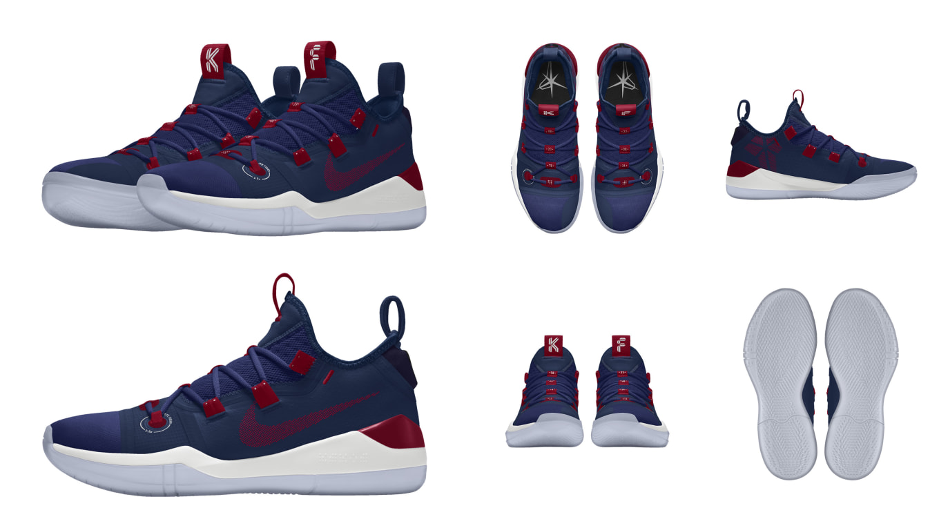 8e8ca98410e444 Nike Let Players Design Sneakers for NBA s 2018-19 Opening Week ...