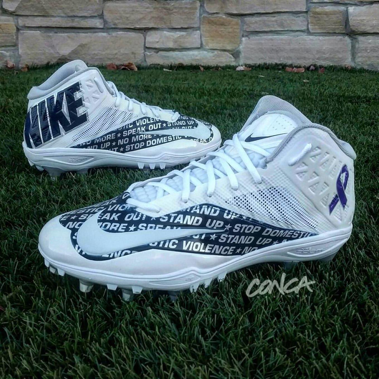 7e1ae8a29adeeb NFL Cause Custom Cleats