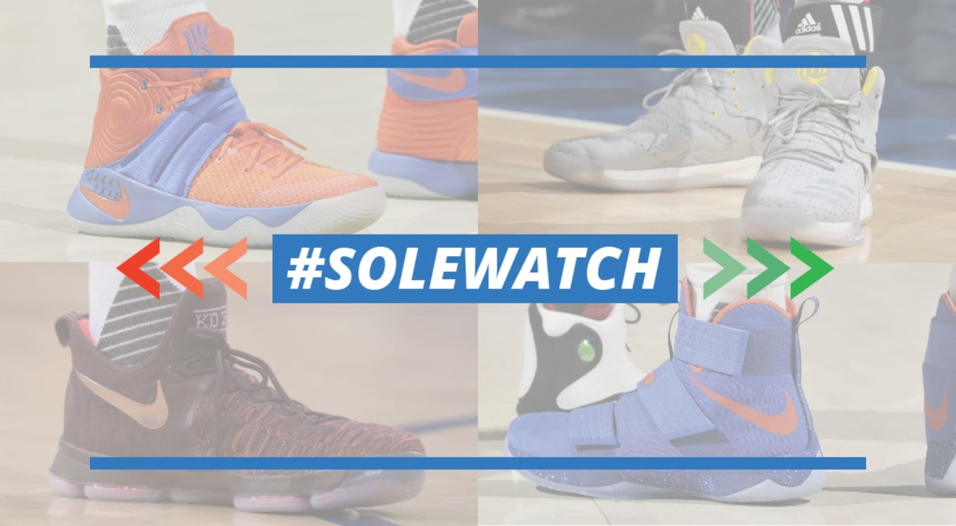 61f76915f185 NBA  SoleWatch Power Rankings December 11