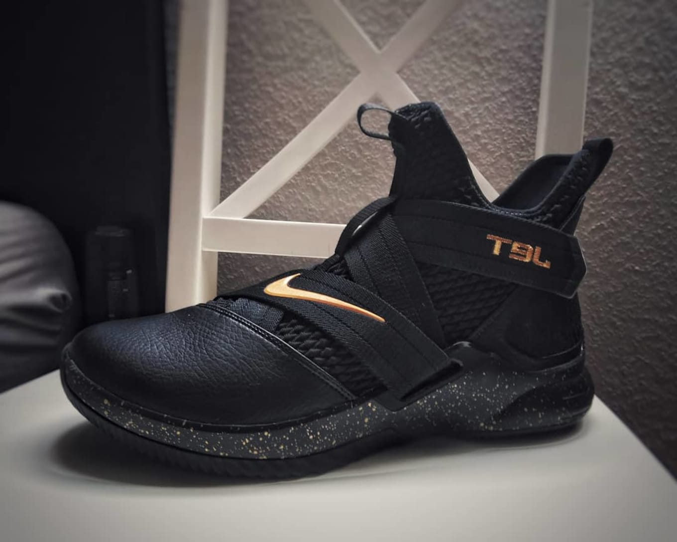 best sneakers 1d539 abccb NIKEiD LeBron Soldier 12 Designs | Sole Collector