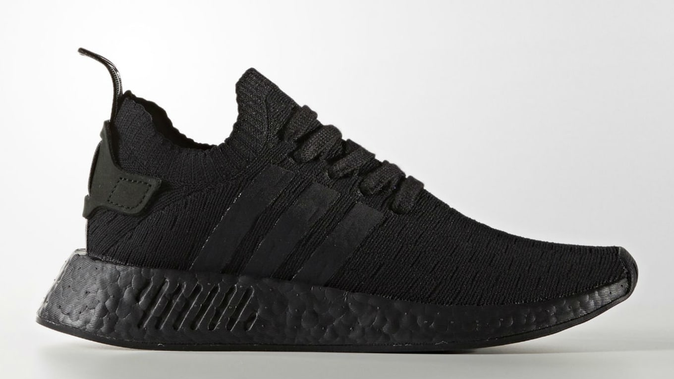 Adidas NMD R2 Triple Black Release Date BY9525  12ffcd5e2
